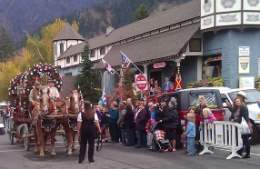 Leavenworth Oktoberfest Parade