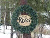 Run of the River sign